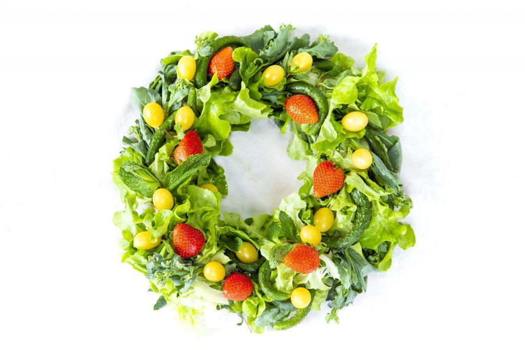 野菜 ブーケ 手作り